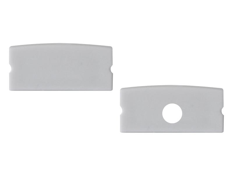 Profile cover AS3 for surface mounting for more strips  (1pcs=pair)