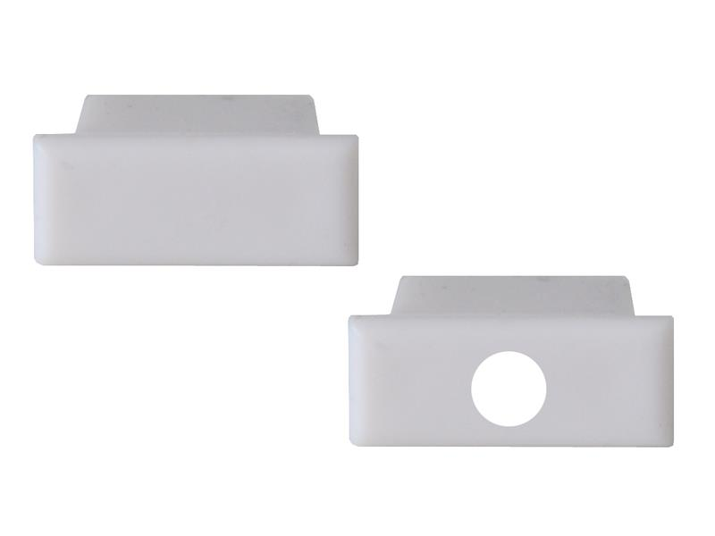 Profile cover AS5 for surface mounting  (1pcs=pair)