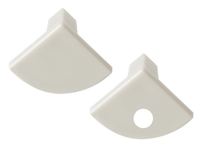 Profile cover AC2 corner  (1pcs=pair)
