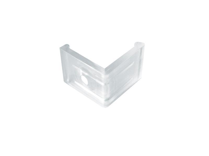 Držák profilu AC2 rohový, plast