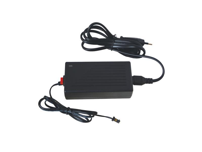 Inverter (zdroj+měnič) pro svítící kabel a pásek (do 10m) na 230V