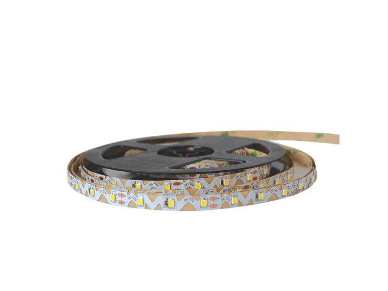 LED pásek 12V 2835  60LED/m IP20 max. 6W/m ohýbatelný bílá teplá (cívka 5m)