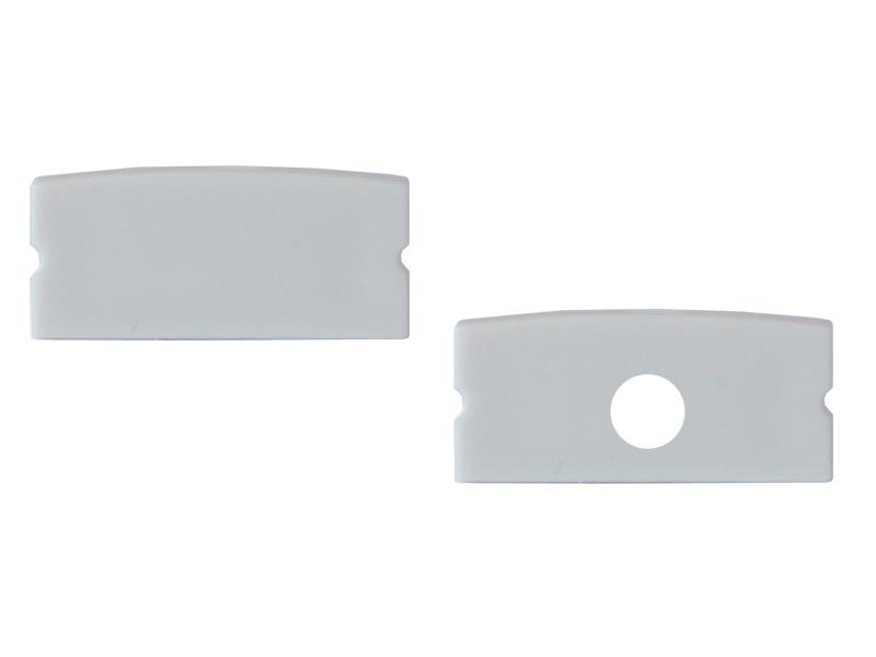Profile cover for surface mounting AS1  (1pcs=pair)