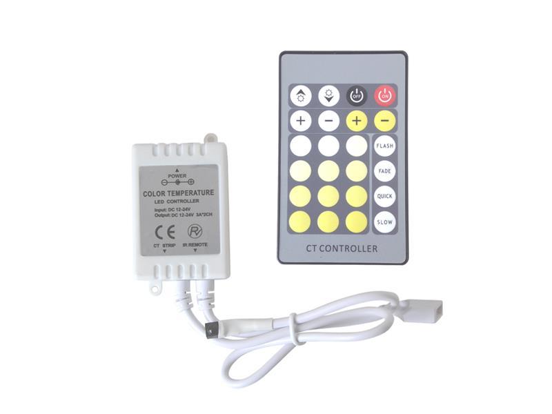 TIPA LED kontroler pro variabilní led pásky