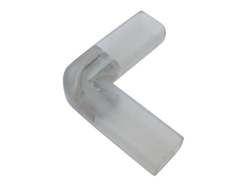Spojka nepájivá rohová pro LED pásky 3528, 230V