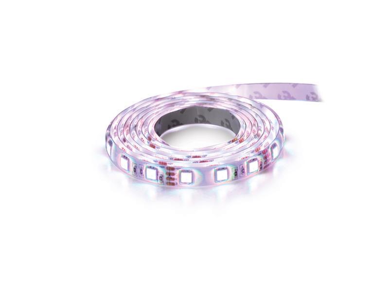 LED pásek 12V 5050  60LED/m IP20 max. 14.4W/m ultrafialový (cívka 1m)