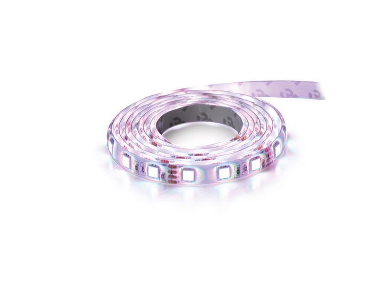 LED pásek 12V 5050  60LED/m IP65 max. 14.4W/m ultrafialový (cívka 1m) zalitý