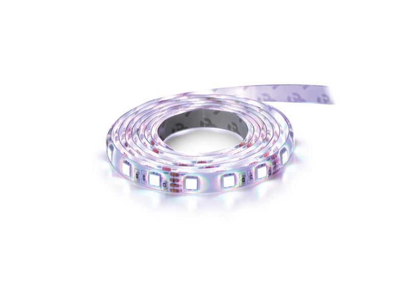 LED pásek 12V 2216  240LED/m IP65 max. 19.2W/m bílá studená (cívka 1m) zalitý