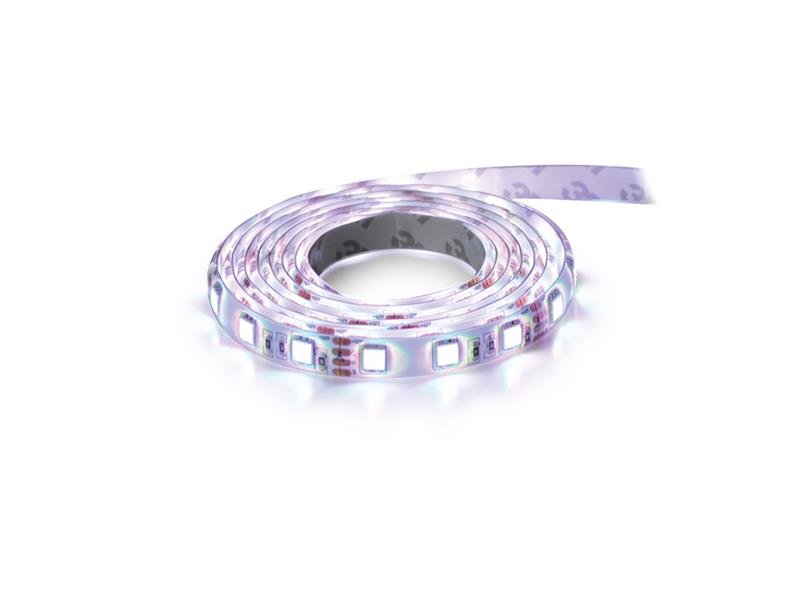 LED pásek 12V 2216  240LED/m IP65 max. 19.2W/m bílá studená (1ks=1m) zalitý