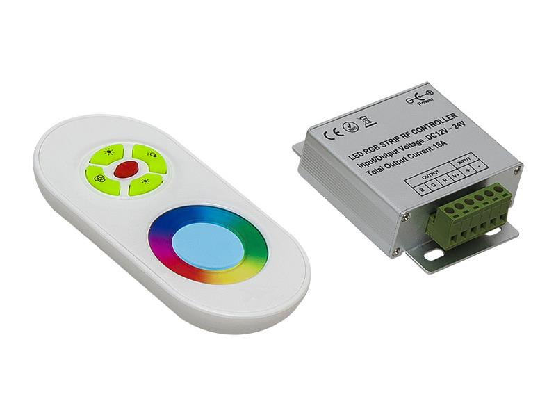 Ovladač pro LED pásek RGB BLOW dotykový
