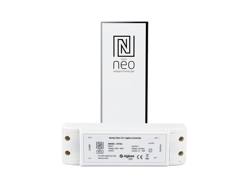 Kontroler pro LED pásek IMMAX NEO 07010L ZIGBEE DIM