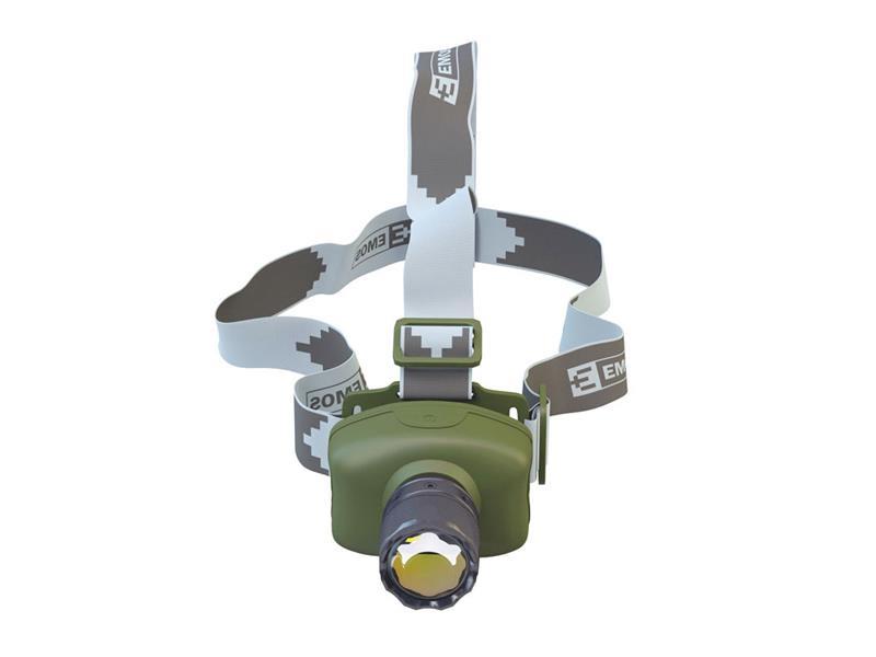 Svítilna  čelová LED 3W /3xAAA  CREE