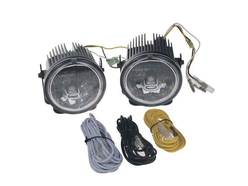 Kulatá světla pro automatické denní svícení, LED