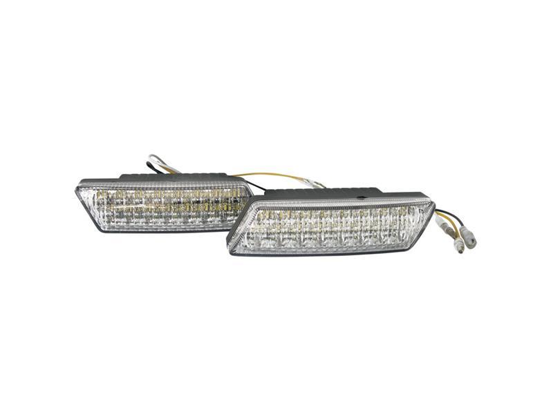 Světla pro denní svícení LED DRL016/pir,homologace
