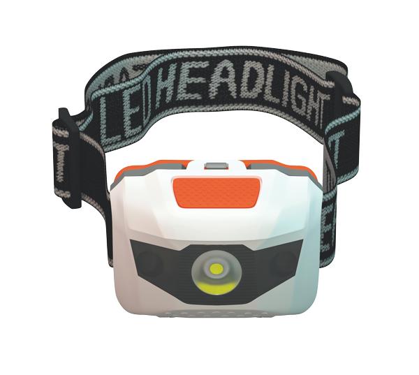 Svítilna  čelovka LED   3x /2xAAA