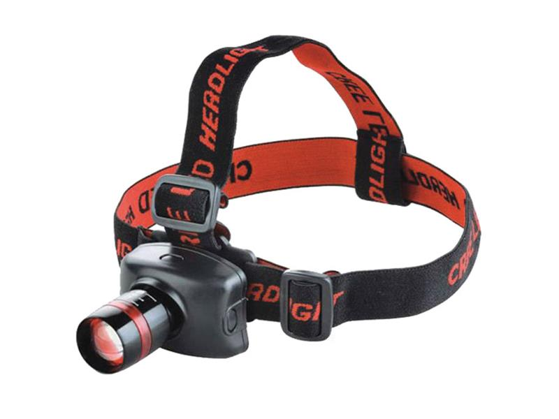 Headlamp EXTOL LIGHT 43100