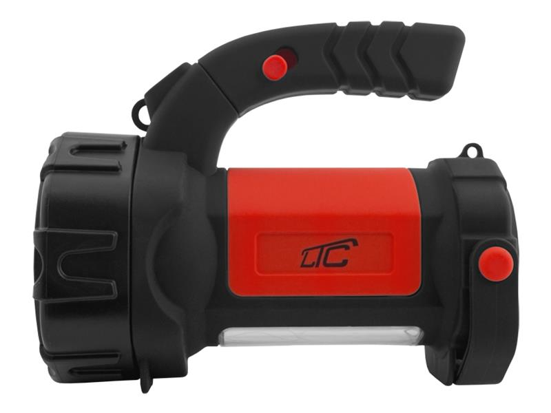 Svítilna montážní LTC 15+12 LED, 3x AA červená