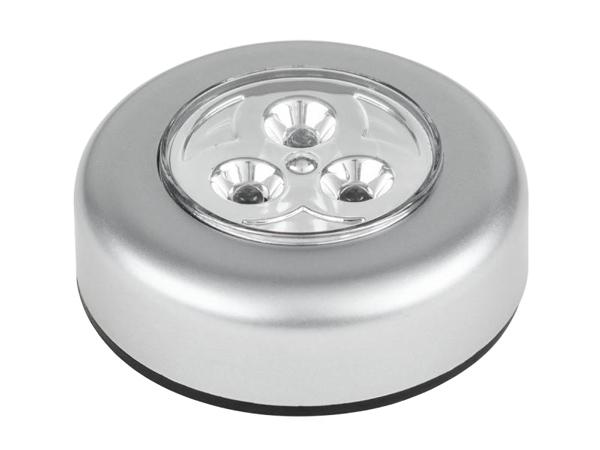 Svítilna   LED (3xLED), samolepící, MCE01
