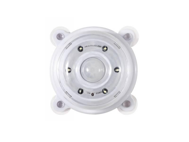 Svítilna LED (5xLED), s pohybovým senzorem, solární, MCE29 URZ0704