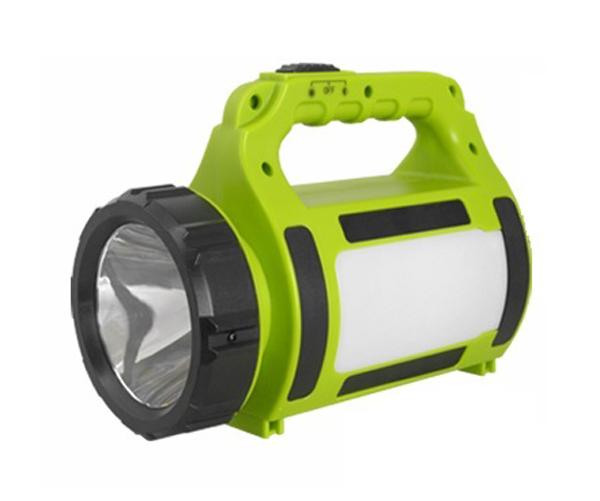 Svítilna montážní LTC LL35, 12+12 LED, 2200 mAh, nabíjecí s externí baterií