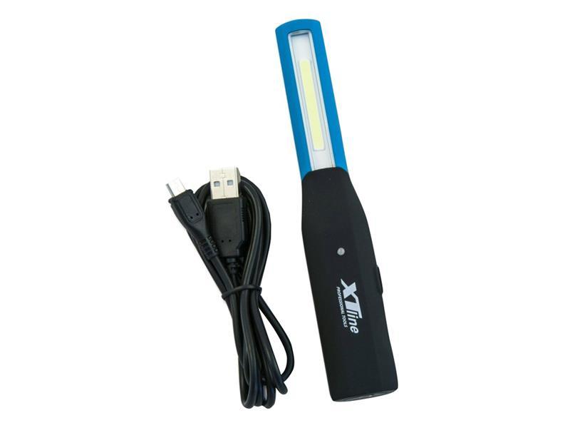 Svítilna montážní nabíjecí LED COBALT 1W XT60069