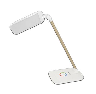 Lampa LED stolní TIROSS TS-1805, 66 LED, 3 barvy světla