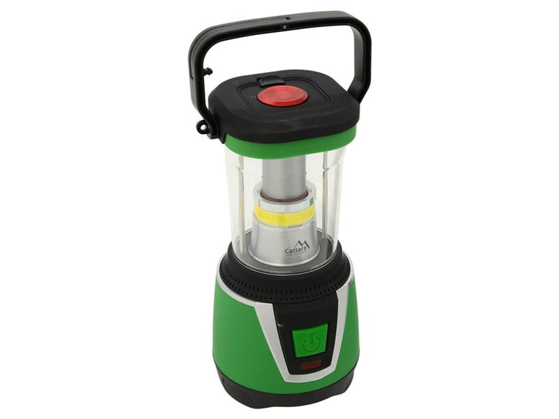 Svítilna kempingová LED 300lm CAMPING REMOTE CONTROL CATTARA