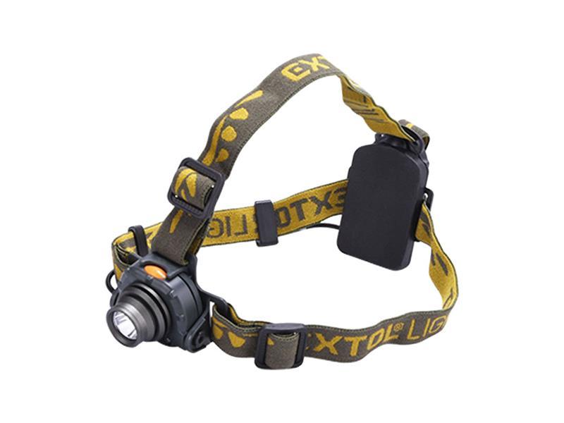 Svítilna čelovka EXTOL LIGHT EX43104