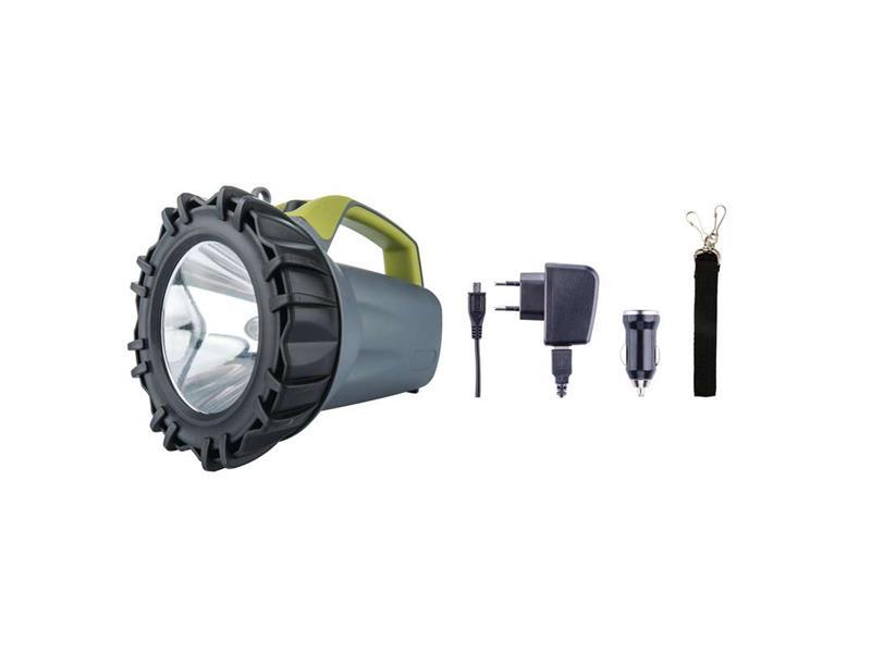 Nabíjecí svítilna LED P4523, 10W CREE