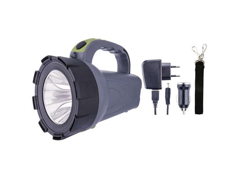 Nabíjecí svítilna LED P4527, 5W COB LED
