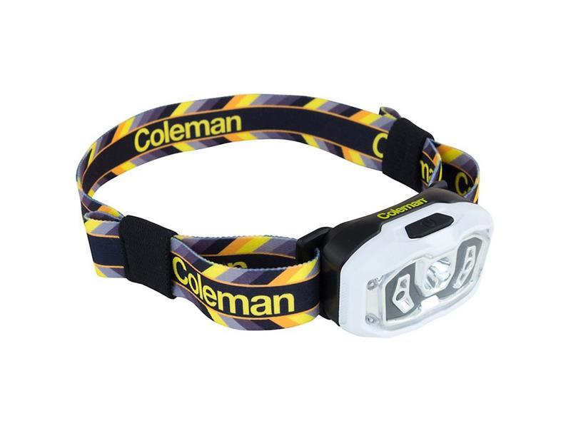 Čelovka LED COLEMAN CHT+100 LEMON