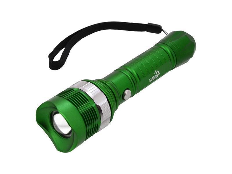 Svítilna CATTARA ruční LED 150lm ZOOM 3 funkce