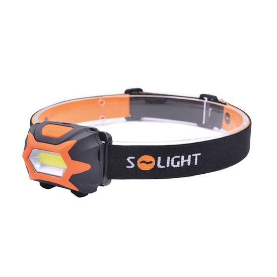 Svítilna čelovka SOLIGHT WH25