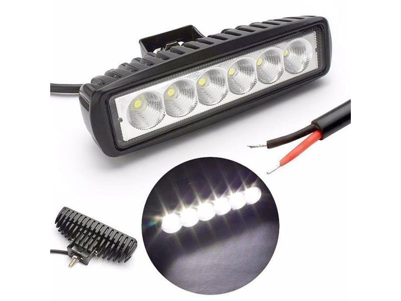 Světlo na pracovní stroje LED T759, 10-30V/18W