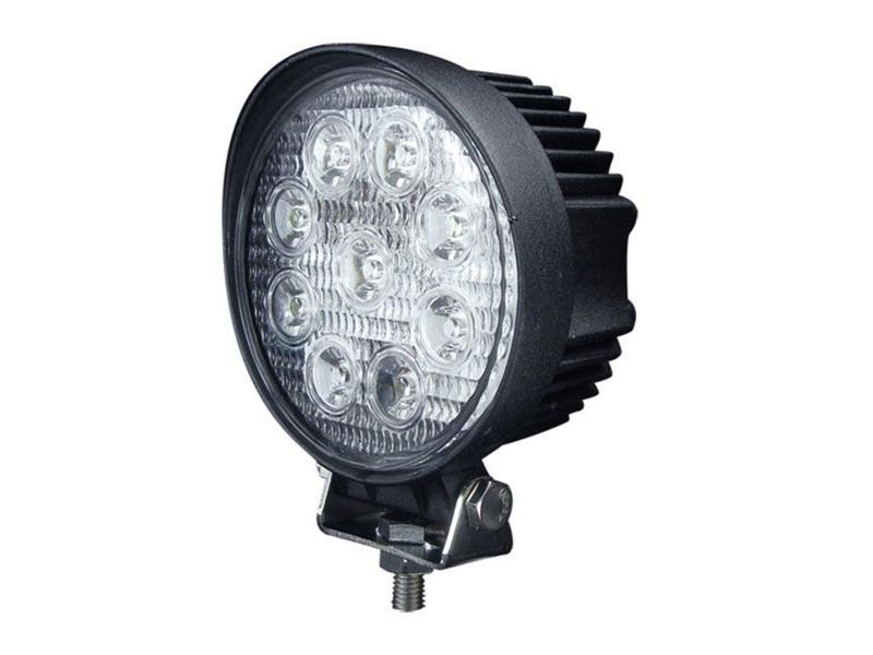 Světlo na pracovní stroje LED T770, 10-30V/27W rozptylové