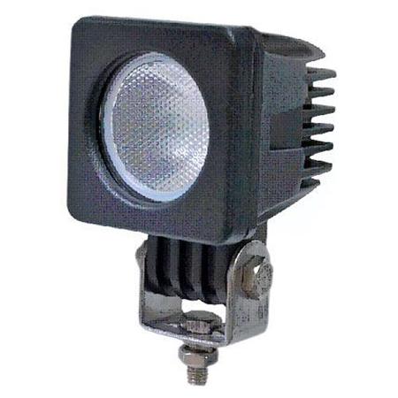 Světlo na pracovní stroje LED T776A, 10-30V/10W rozptylové