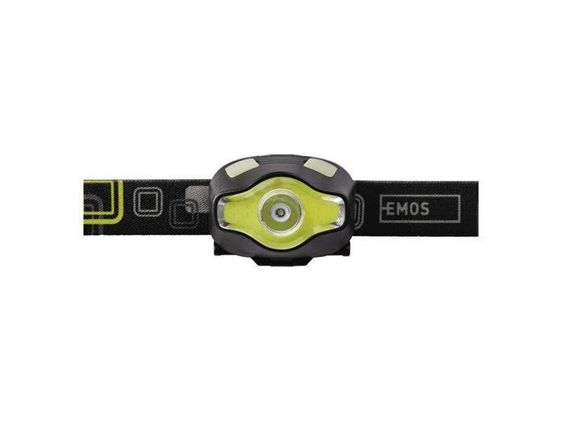 Svítilna čelovka EMOS P3536
