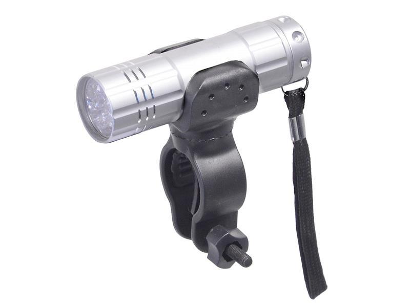 Svítilna na kolo přední COMPASS 12006