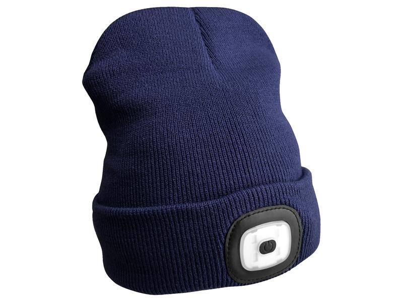 Čepice s čelovkou SIXTOL SX5011 nabíjecí