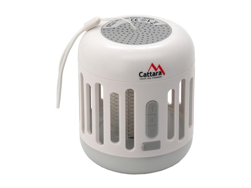 Lapač hmyzu CATTARA MUSIC CAGE s Bluetooth reproduktorem