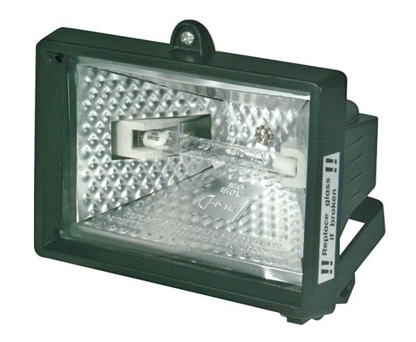 EMOS Reflektor 150W bez PIR senzoru černý