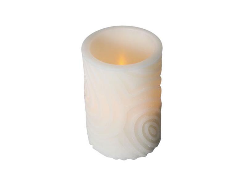 LED vosková svíčka, na 3x AAA