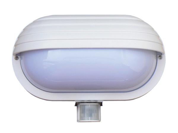 Oval PIR-Micro ST-bílé