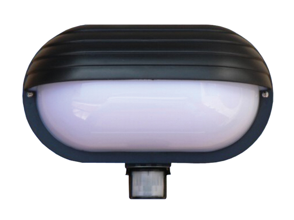 Light with motion sensor Oval PIR-Micro STARLUX 60W