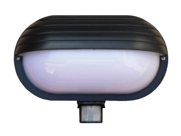Oval PIR-Micro ST-černé