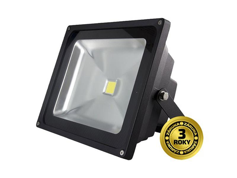 LED reflektor SOLIGHT WM-30W-E 30W