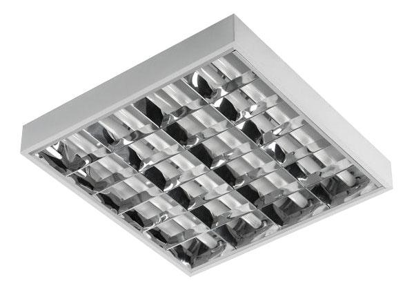 TIPA Zářivkové těleso 230V/4x18W, k přisazení