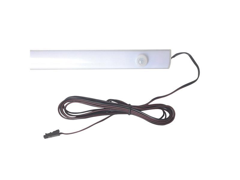 TIPA LED svítidlo rohové s PIR senzorem, 12V, 800mm, 4000K, A1616-800