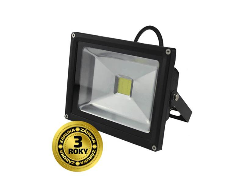 LED reflektor SOLIGHT WM-20W-E 20W