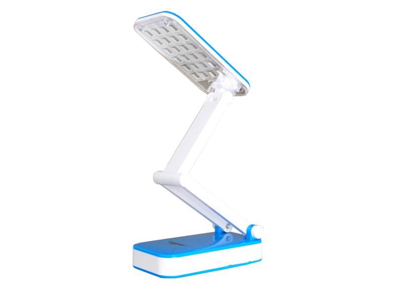 Lampa LED stolní TIROSS TS-55, 24 LED, 800 mAh modrá